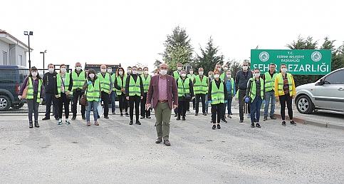 EDİRNE BELEDİYESİ'NİN COVİD-19 ÇALIŞMALARI