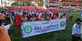 655.KIRKPINAR YAĞLI GÜREŞLERİ_1.gün
