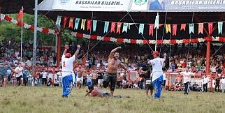 655.KIRKPINAR YAĞLI GÜREŞLERİ_Final Güreşi