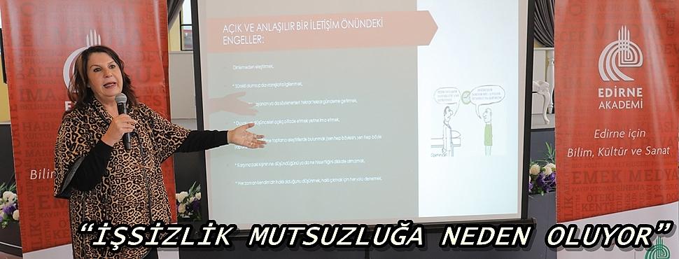 """""""İŞSİZLİK MUTSUZLUĞA NEDEN OLUYOR"""""""