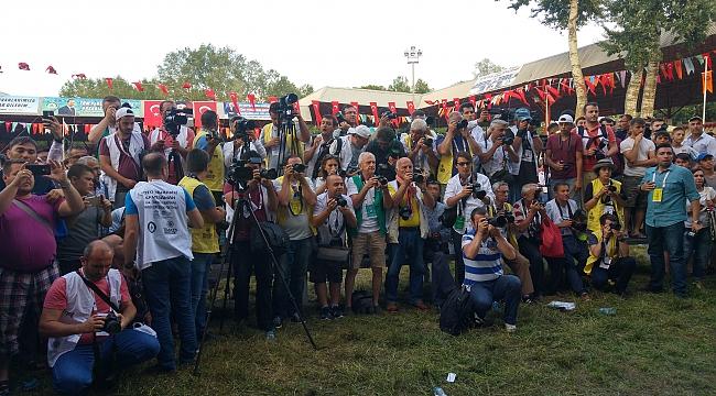 7. GAZETECİ GÖZÜYLE KIRKPINAR FOTOĞRAF YARIŞMASI'NA BAŞVURULAR BAŞLADI