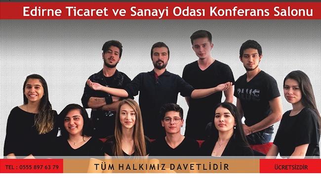 """""""GÜLÜNÇ ŞEYLER' TİYATROSEVERLERLE BULUŞACAK"""