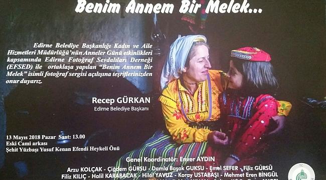 """""""BENİM ANNEM BİR MELEK"""""""