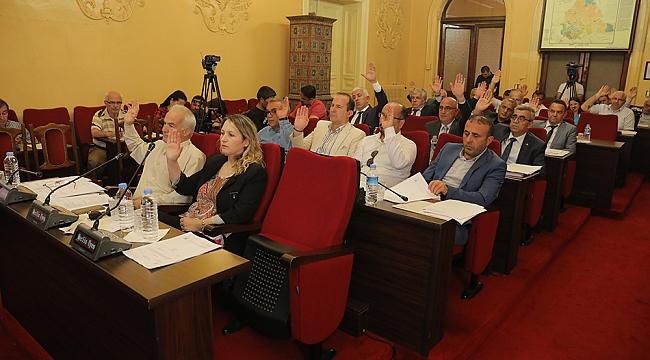 Edirne Belediye Meclisi Mayıs Ayı Olağan Toplantısı'nın II. Birleşimi