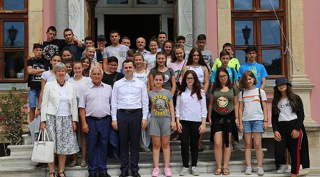 KIRCAALİ'Lİ ÖĞRENCİLER EDİRNE'DE