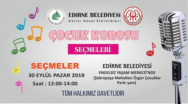 YENİ SESLER ARANIYOR