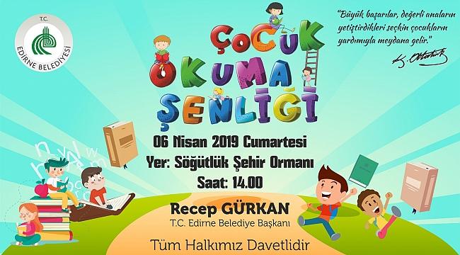 ÇOCUKLAR YİNE KENT ORMANI'NDA BULUŞACAK