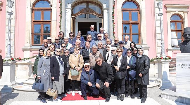 KAYSERİLİLER, EDİRNE'YE HAYRAN KALDI