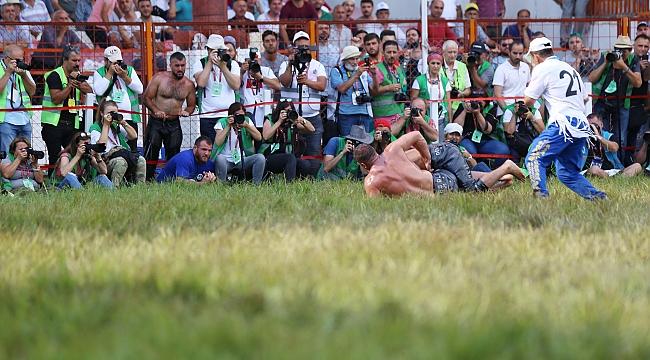 8. GAZETECİ GÖZÜYLE KIRKPINAR FOTOĞRAF YARIŞMASI'NA BAŞVURULAR BAŞLADI