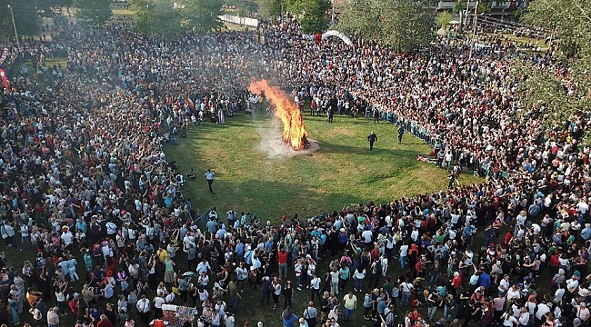 HIDIRELLEZ'DE SAHUR SOFRASI'NDA BULUŞALIM