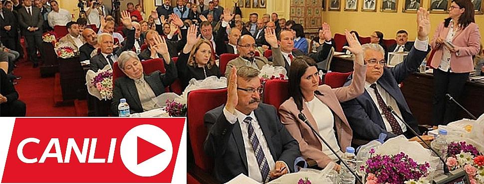 EDİRNE BELEDİYE MECLİSİ AĞUSTOS AYI TOPLANTISI