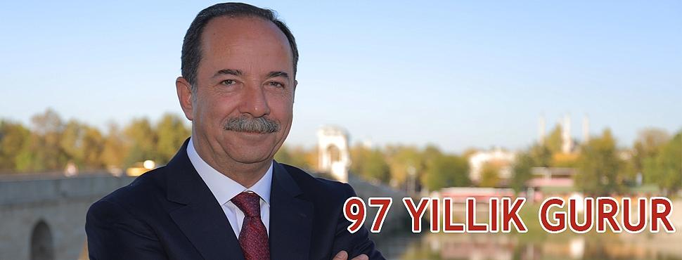 97 YILLIK GURUR