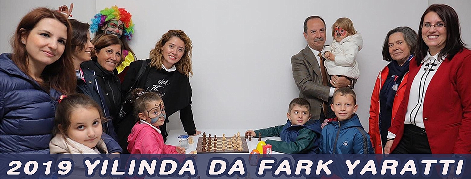 2019 YILINDA DA FARK YARATTI
