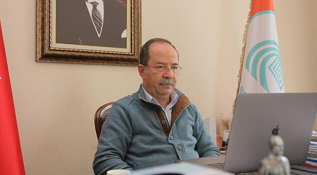 """GÜRKAN, """"EL BİRLİĞİYLE BU KRİZİ ATLATACAĞIZ"""""""
