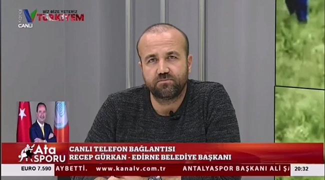 """""""KIRKPINAR'I KESİNTİYE UĞRATAN BELEDİYE BAŞKANI OLMAK İSTEMEM"""""""