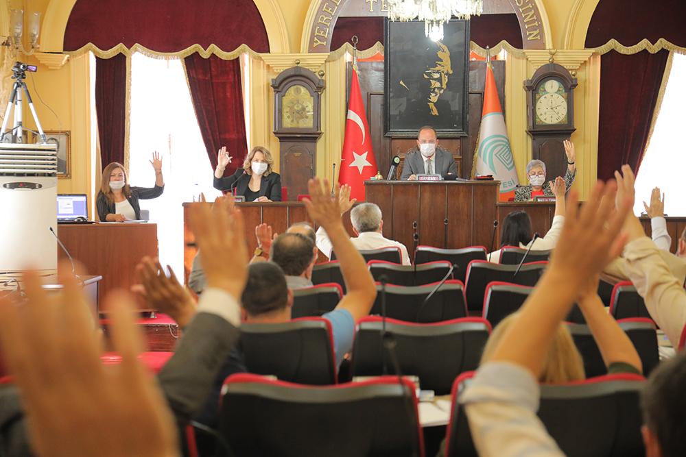 EDİRNE BELEDİYE MECLİSİ'NDEN AZERBAYCAN'A DESTEK