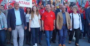 """""""BİR VATAN KÜLLERİNDEN DOĞUYOR"""""""