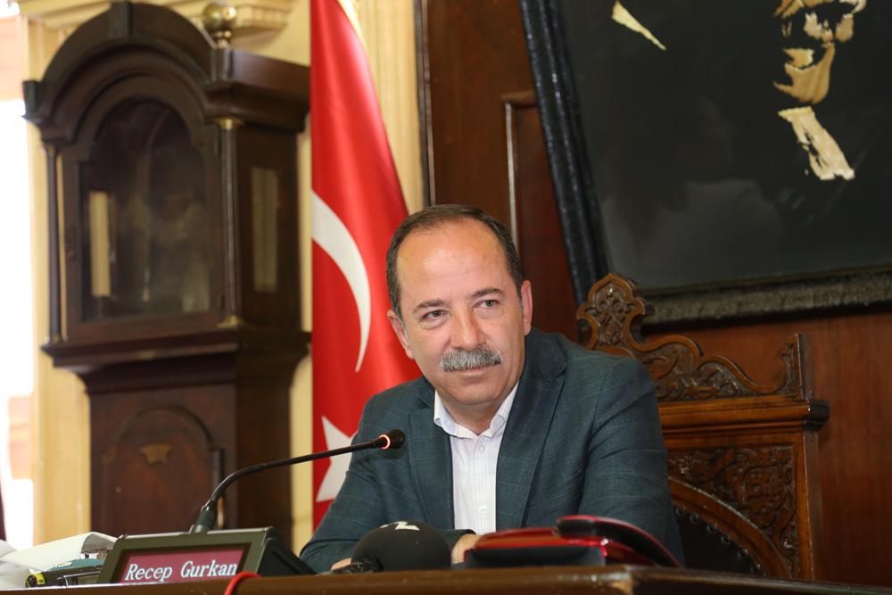 Edirne Belediye Başkanı Recep Gürkan'ın 27.07.2016 tarihli Basın Açıklaması